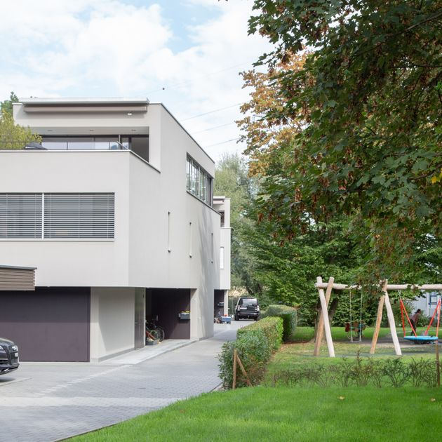 Grienbach new build – Schleiss & Partner Architekten AG – Steinhausen