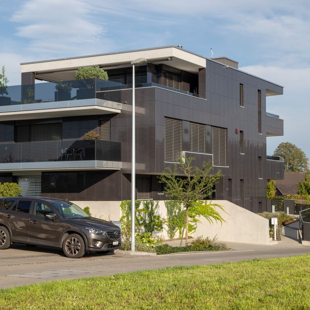 Detached house new build – Schleiss & Partner Architekten AG – Steinhausen