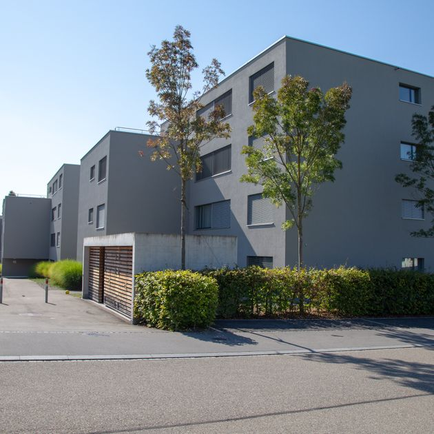Housing development – Schleiss & Partner Architekten AG – Steinhausen