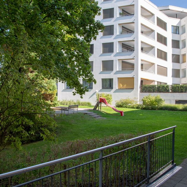 Apartment building – Schleiss & Partner Architekten AG – Steinhausen